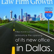 Phillips Murrah opens Dallas office