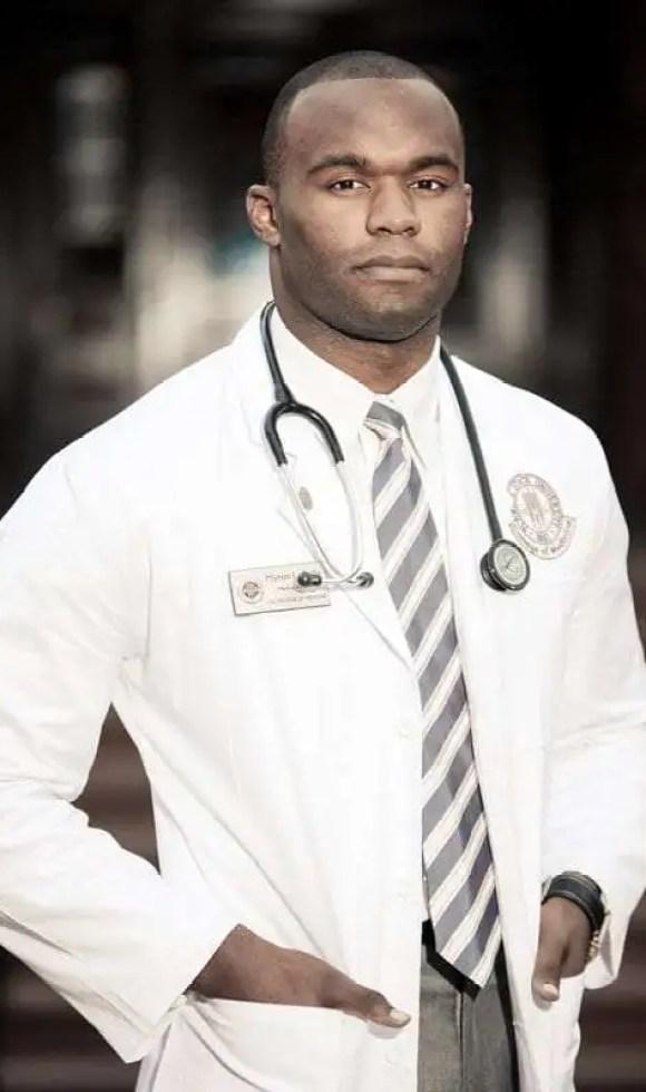 DR. Myron Rolle