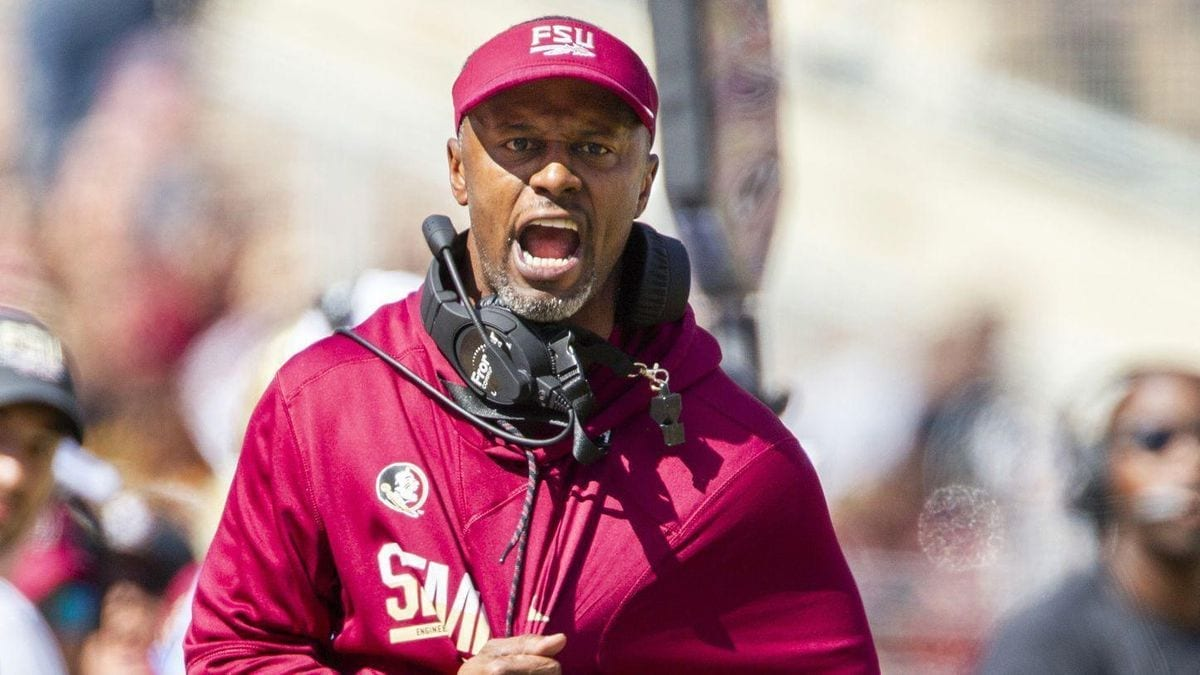 What Willie Taggart inherited at FSU via @PhillyWhat