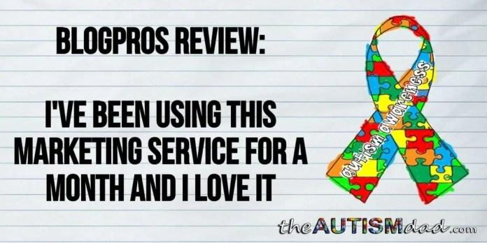 Blogpros review from Blogpros