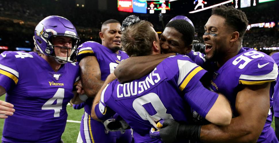 Vikings look to get another road win in San Francisco via @PhillyWhat