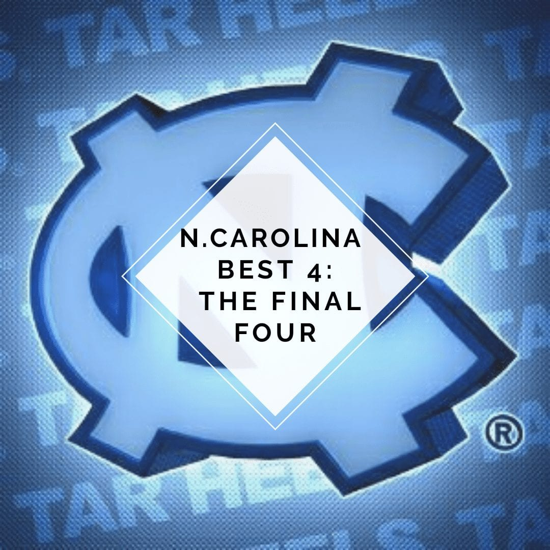 Carolina's Final Four at the 4 via @PhillyWhat
