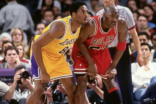 Michael Iordan and Kobe Bryant made sure their teammates were ready for war.