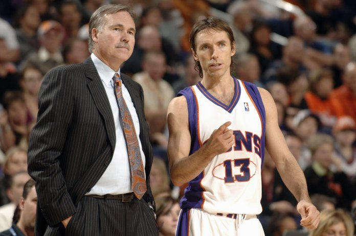 D'Antoni & Nash are reunited, with Nash, the head coach of the Nets, are they the favorite in the NBA eastern conference playoffs?