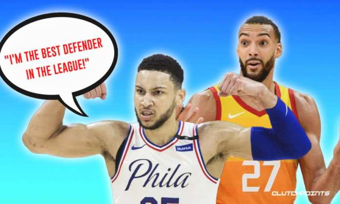Ben Simmons is the NBA's best defender and a major reason why the Sixers can get through the NBA eastern conference playoffs