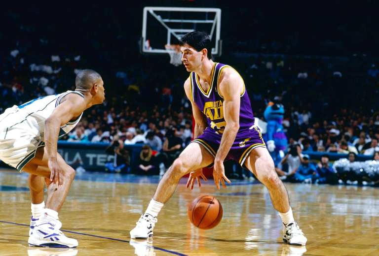 John Stockton has the stats, records, assists, and greatness