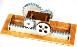 Rack & Pinion MechaniKit by Brad Litwin