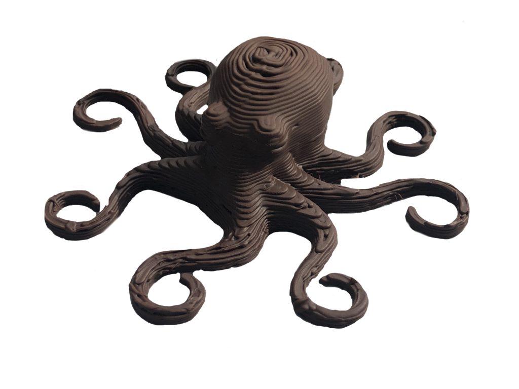 The Cocoa Press octopus