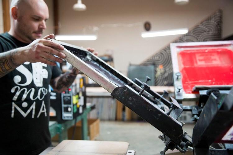 Team Print Shop Live Print
