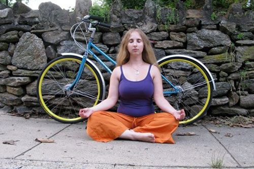 Yoga Poses for Pre/Post Ride