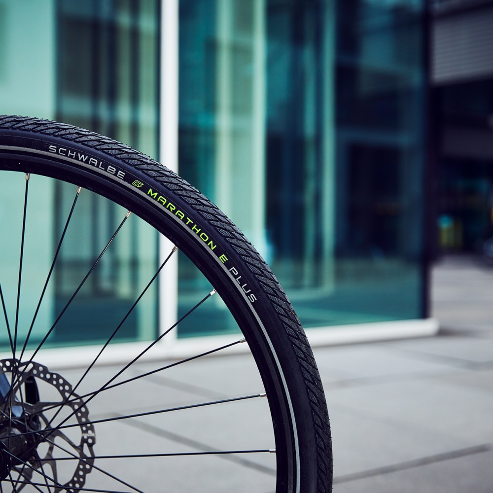 Schwalbe Showing Off New Rubber At The 2019 Philly Bike Expo