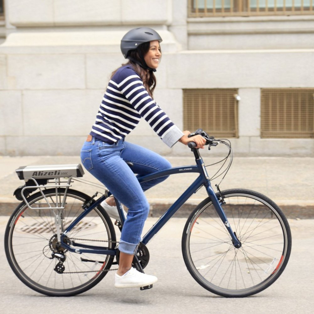 Alizeti: Cycling made easier
