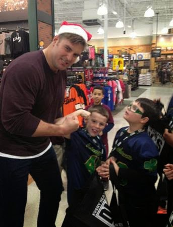 THE HERREMANS FOUNDATION AND DICK'S SPORTING GOODS HOST SHOPPING EVENT FOR KIDS