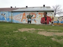 Existing mural