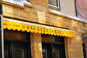 image: Bar Ferdinand Philadelphia