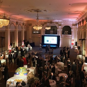 3rd Annual Bubby's Cook-Off at Ballroom at the Ben