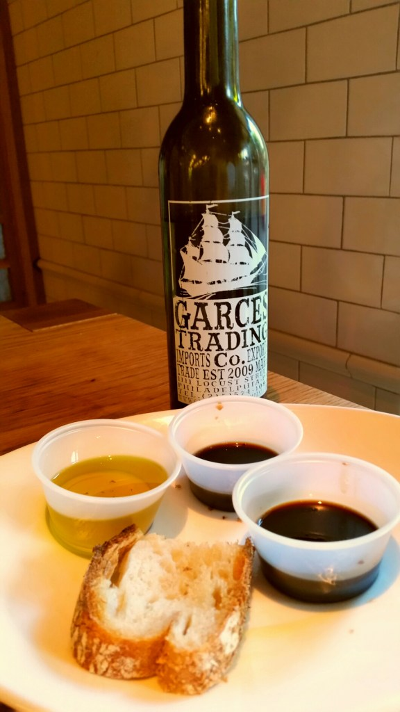 Garces Trading Company Olive Oils and Balsamic Vinegar