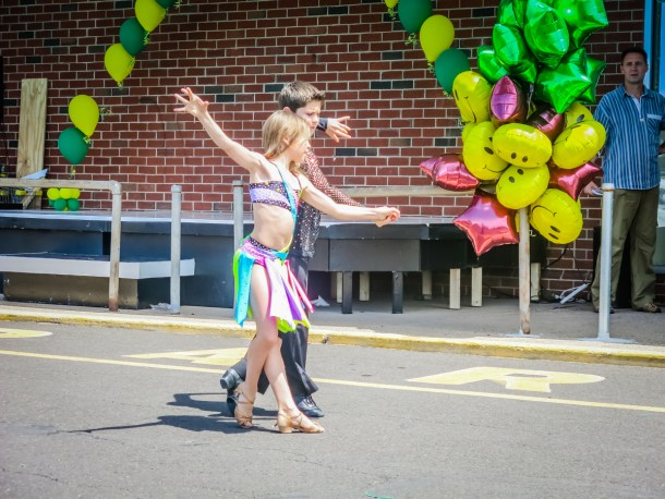 NetCost Market Grand Opening Dance Performances