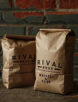 Rival Bros. Coffee is a Philadelphia-based coffee roaster