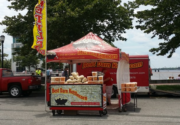 Best Darn Kettle Corn Food Cart