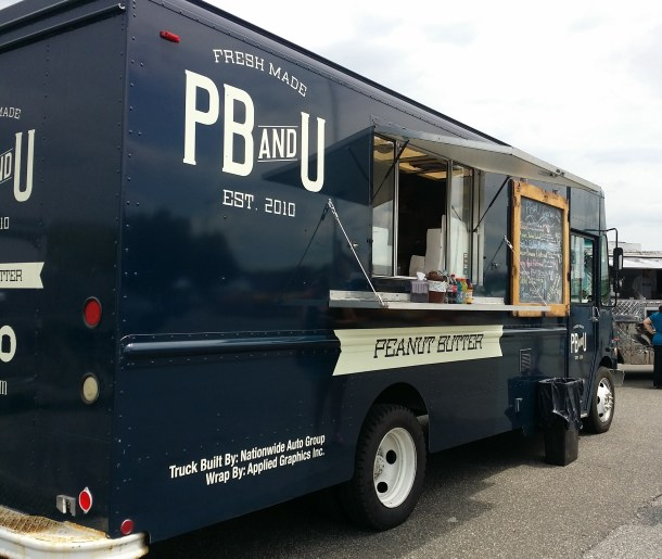 PB and U Mobile Food Truck