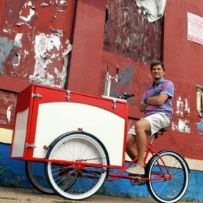 """HubBub Coffee To Launch Mobile Cold Brew Coffee """"Trikes"""" This Sunday, July 12"""