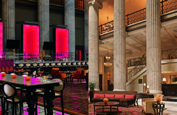 10 Arts Lounge at The Ritz Carlton Philadelphia