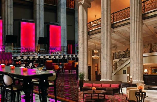 10 Arts Lounge at The Ritz Carlton Philadelphia