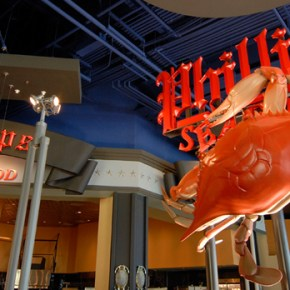 Review: Phillips Seafood in Atlantic City