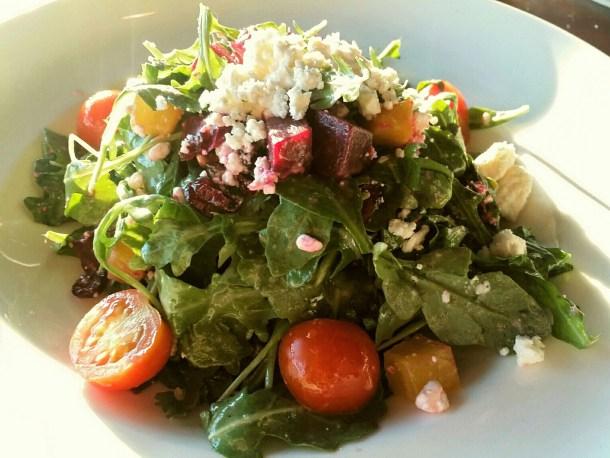 Phillips Seafood Beet and Feta Salad