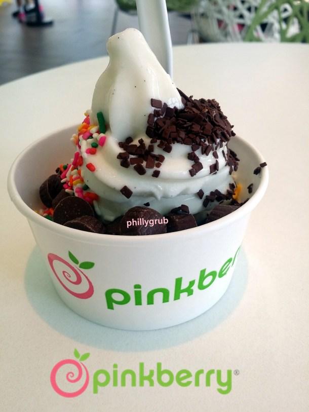Pinkberry Frozen Yogurt