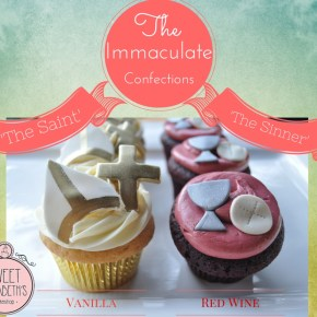 "Holy Cupcakes: Sweet Elizabeth's Introduces ""The Immaculate Confections"" To Celebrate Papal Visit"