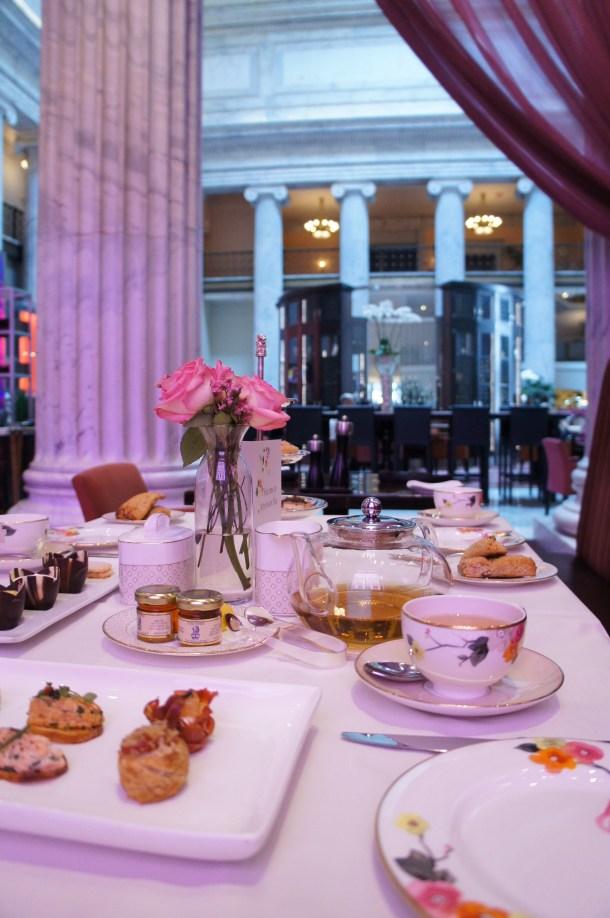 Ritz Carlton Afternoon Tea