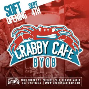 Crabby Cafe BYOB Soft Opening Set For Friday