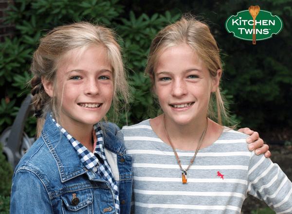 Emily and Lyla Allen AKA The Kitchen Twins