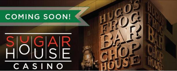 Hugo's Frog Bar and Chop House SugarHouse Casino Philadelphia