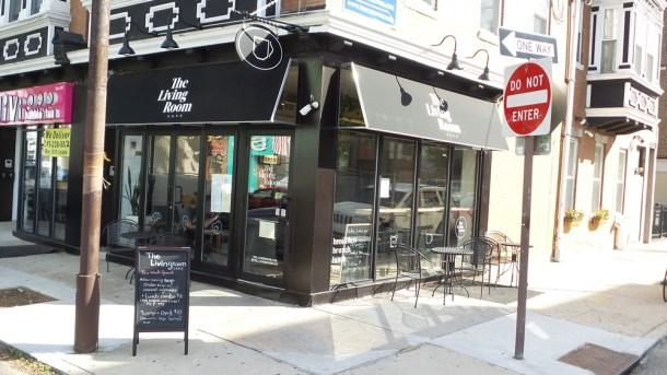 The Living Room Cafe Philadelphia