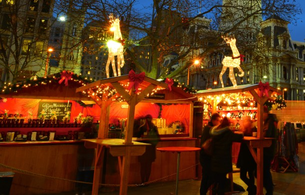 Christmas Village Concessions