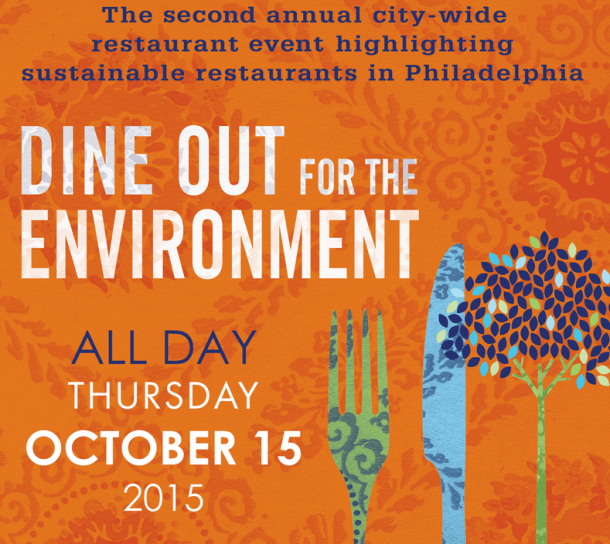 Dine Out for the Environment 2015
