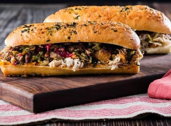 Di Bruno Bros. The Leftover Sandwich