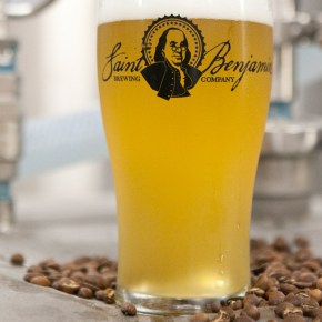 Saint Benjamin Beer Dinner at La Peg Brasserie