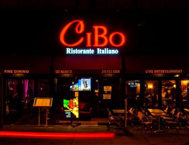 CiBo Restaurante Italiano Center City Philadelphia