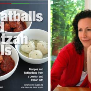 Marcia Friedman Presents Meatballs and Matzah Balls at the Gershman Y