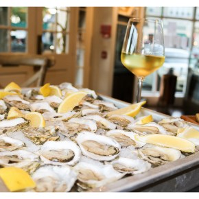 Cornerstone Wayne Adds Raw Bar Happy Hour