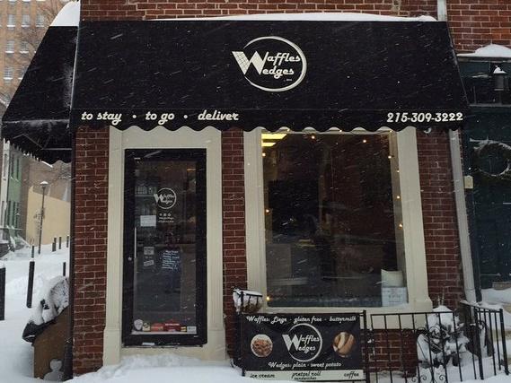 Waffles and Wedges Philadelphia