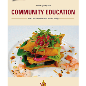 Community Cooking Classes at The Restaurant School at Walnut Hill College