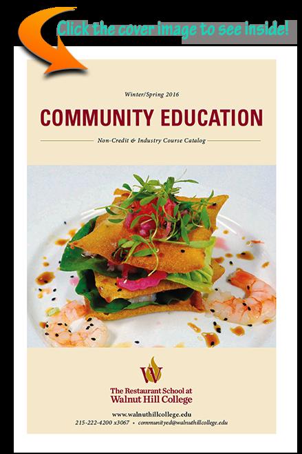 Walnut Hill College Community Education 2016