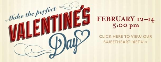 Iron Hill Valentine's Day