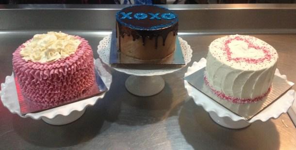 Ramona Susan's Bake Shop Valentine's Cakes