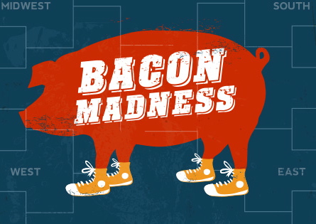 Bacon Madness at Iron Hill Brewery